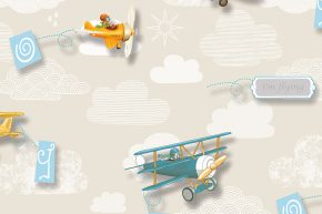 Kids Collection Air Craft 15157-2