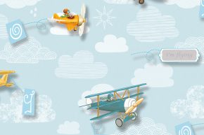 Kids Collection Air Craft 15157-3