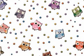 Kids Collection Owl 15181-1